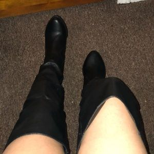 Express Over the Knee Boots